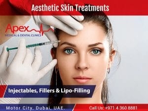 Aesthetic Skin Treatments